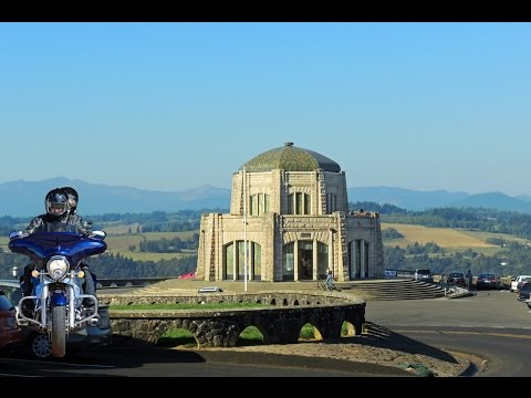 columbia-river-gorge-motorcycle-ride:-portland-to-cascade-locks