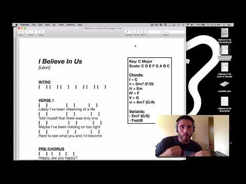 I Believe In Us by Léon (Lesson Review)