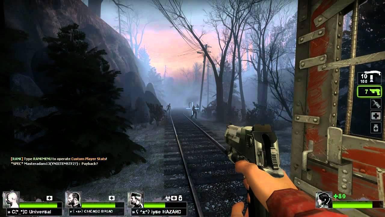 Left 4 Dead 2: Blood Harvest - Expert - Aug 13, 2011