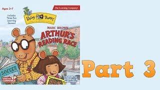 Whoa, I Remember: Arthur's Reading Race: Part 3
