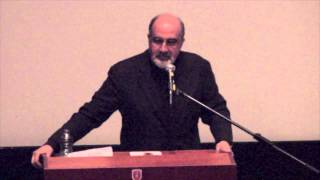 Nassim Nicholas Taleb: How to Live in a World we Don