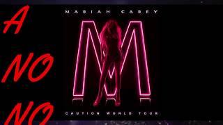 Mariah Carey - A NO NO New song Album Caution Video