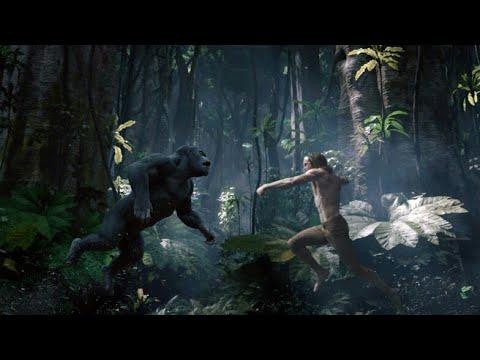 Download Tarzan vs Gorilla Fight Scene-The Legend Of Tarzan