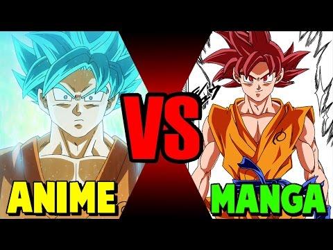 Anime VS Manga: Was Ist Besser?