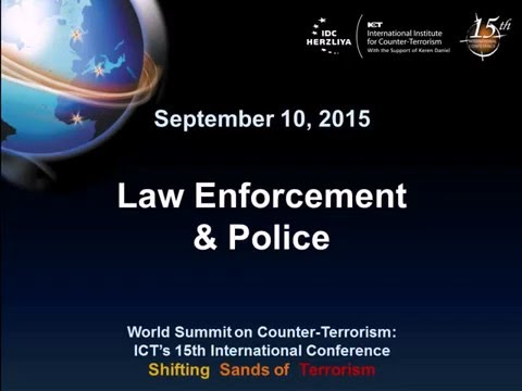 Law Enforcement & Police - ICT15