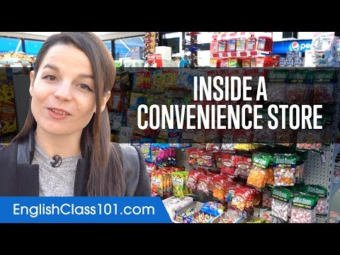 What's Inside an American Convenience Store?