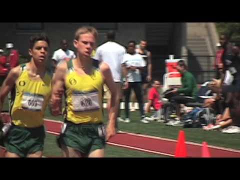 Oregon Straight Up Dominates Track