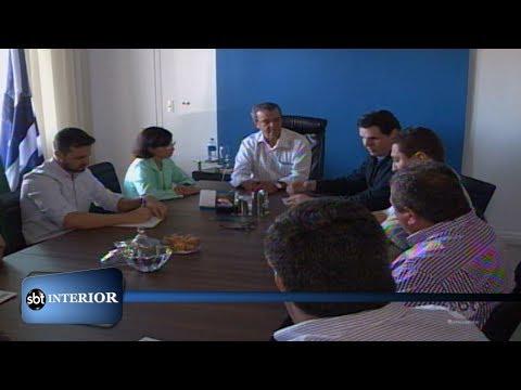 Presidente da Assembléia Legislativa de SP visita Araçatuba