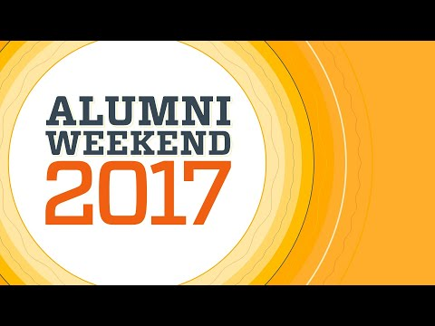 Harvey Mudd College Alumni Weekend 2017