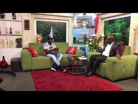 Lil Win premieres Nyame Gye Me on UTV
