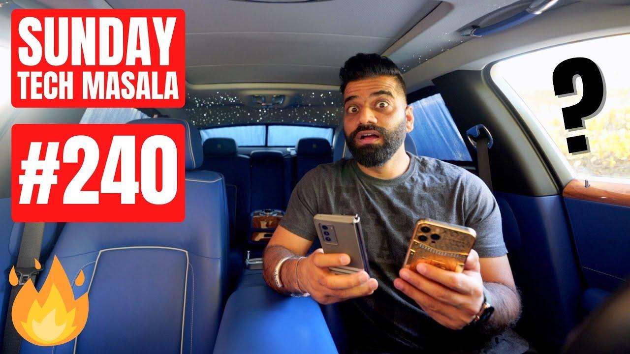 #240 Sunday Tech Masala - BGMI Lite, Best Phone?, Android Updates...#BoloGuruji🔥🔥🔥