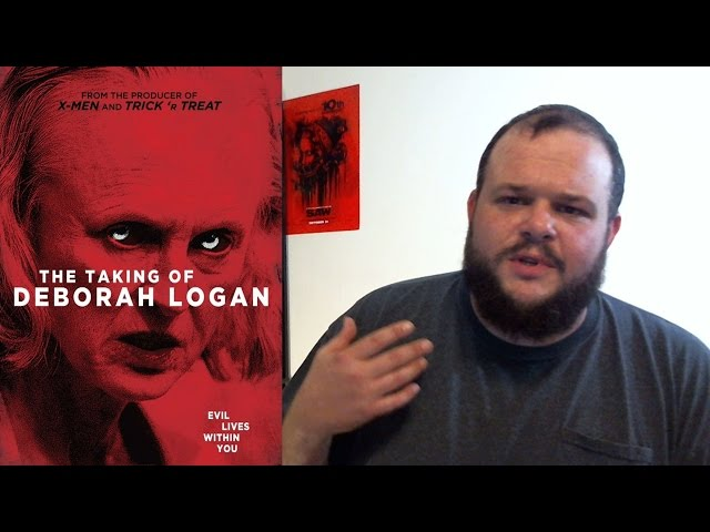 Taking Of Deborah Logan Movie Review