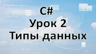 C# - Урок 2 - Типы данных теория