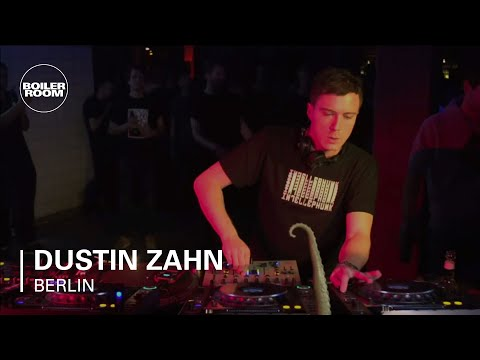 Dustin Zahn Boiler Room Berlin DJ Set