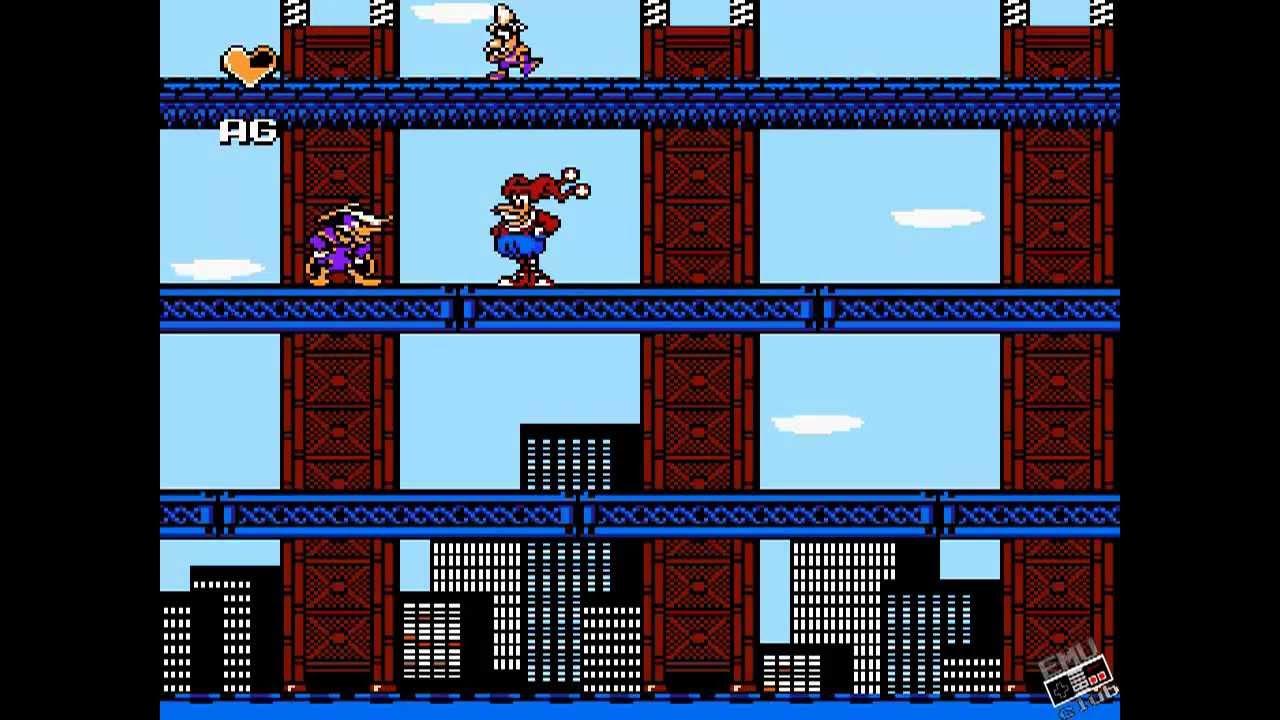 Download Darkwing Duck Hack NES