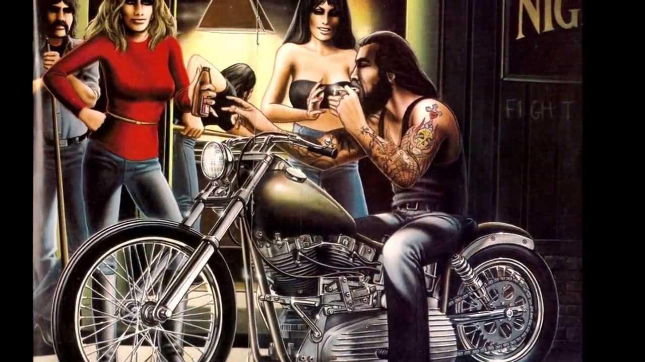 lifestyle biker