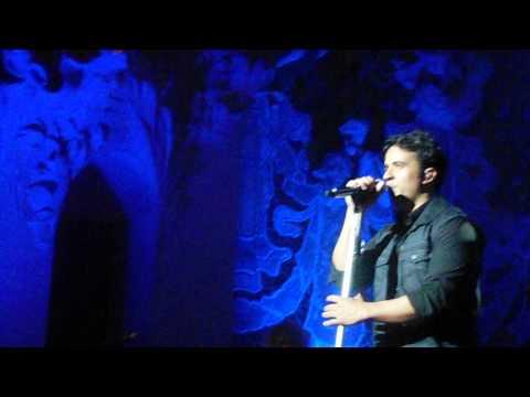 Luis Fonsi- Se Supone (concierto Barcelona Palau De La Musica 9-7-12)