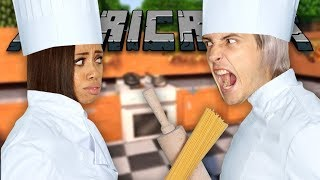THE GREAT MINECRAFT COOK OFF (Maricraft)