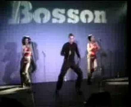 Bosson - We Live - live -
