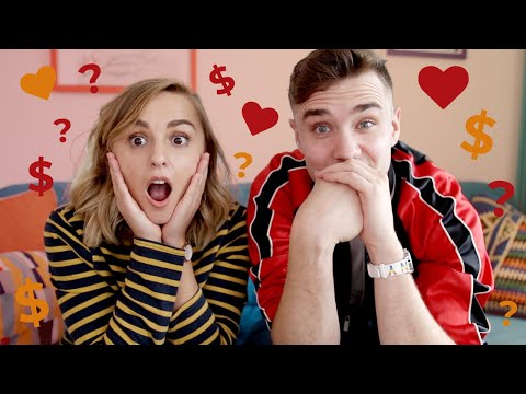 Reacting To Net Worth And Dating Rumours With Calum McSwiggan! | Hannah Witton