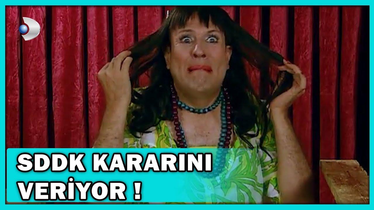 SDDK Mahkemesi Ferit'i Kadın, Duman'ı Bir Ay İnsan Yaptı! - Acemi Cadı 49.Bölüm