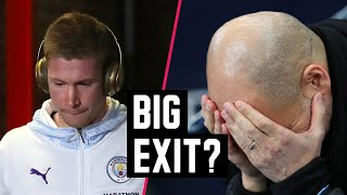 Will Kevin De Bruyne stay at Manchester City? | Astro Supersport