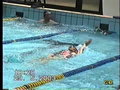 Green nuoto in piscina stile libero rana e dorso di g youtube - Piscina giussano nuoto libero ...