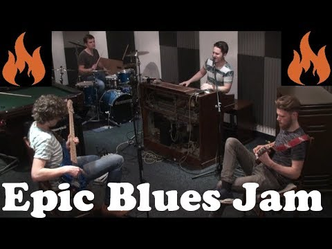 Bring That Blues Jam Session - No King/SjoerdHammond
