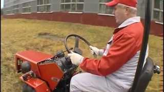 Мини-трактор Беларус 132H видео-описание(, 2013-07-09T09:54:38.000Z)
