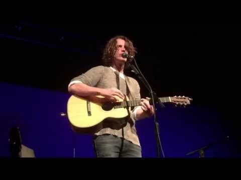 RIVER OF DECEIT - CHRIS CORNELL - (ACOUSTIC) 10.30.15 1080HD Front Row