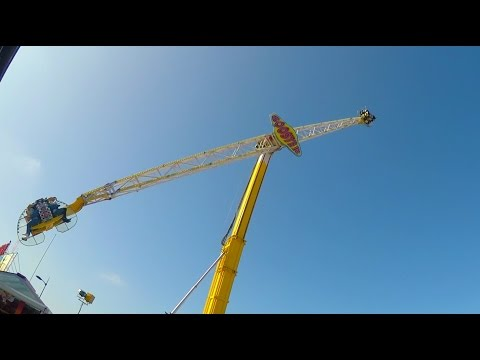 BOOSTER off ride - Fête foraine Cherbourg 2017