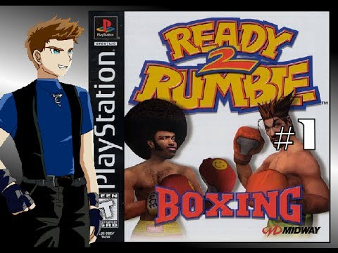 ready 2 rumble full movie