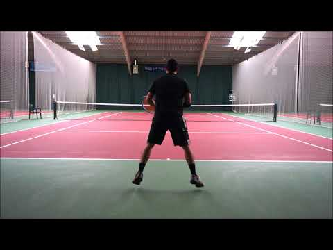 Tennis training in United Kingdom - Deep Luxury House - Grimaldi & Tom Barton - UK