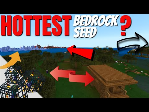 the-best-minecraft-seeds-for-bedrock,-do-you-know-a-better-one?-spawners-strongholds-monuments---wow