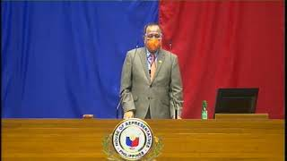 18th CONGRESS 2nd REGULAR SESSION #09 : H.B 7727 - 2021 General Appropriation Bill (Day 2 Pt.1)