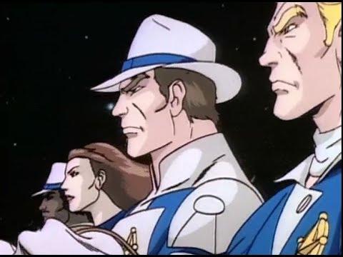 Galaxy Rangers Intro