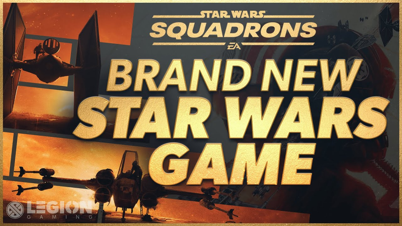 Star Wars: Squadrons, a New Space Combat Game ...