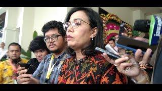 Ini Kata Sri Mulyani soal Tantangan Keterbukaan informasi di Tahun Politik