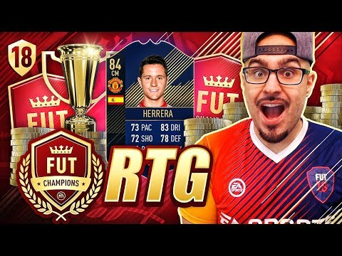 WOW NUMBER 1 IN THE WORLD REWARDS inc!? FIFA 18 Road To Fut Champions! Ultimate Team #18 RTG