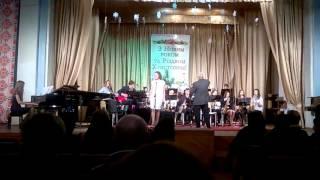 Anastasia Mordashko. A charity concert 1. Анастасия Мордашко. Благотворительный концерт 1.