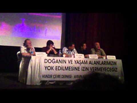 2011-06-19 İstanbul Depremine Hazır mıyız Paneli