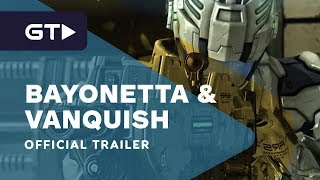 Bayonetta & Vanquish 10th Anniversary Bundle - Official Announcement Trailer