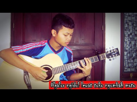 (Lagu daerah Indonesia) Rek Ayo Rek Jawa Timur by Sholam Fingerstyle