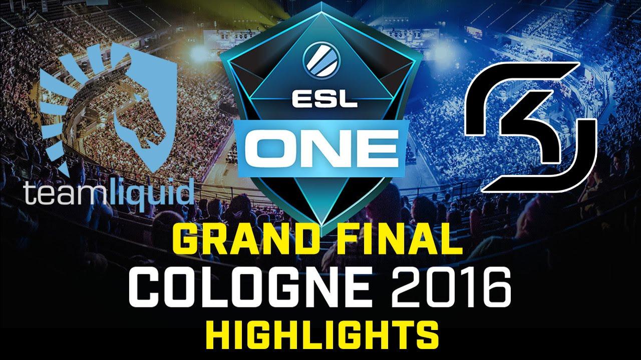 Download ESL ONE Cologne 2016   CSGO Highlights   Liquid vs. SK   Grand Final   Game 1 of Bo3   Train