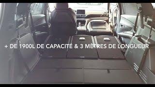 Les Tutos de Berbi : Nouveau SUV 5008 Totalement Modulable !