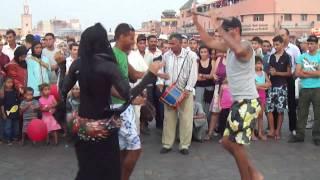 Sousou à Marrakech