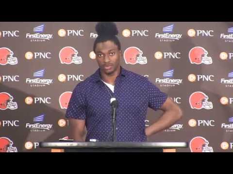 Robert Griffin III says 'It's time' after Cleveland Browns loss to Bears