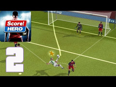 Score! Hero - Gameplay Walkthrough part 2 - Season 1 Completed(iOS, Android)