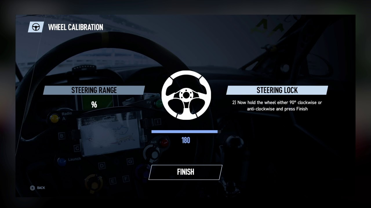 pCARS2 PS4 ffb settings for T300 V1 03