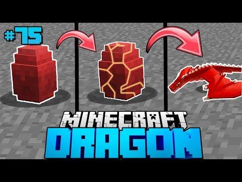 MEIN DRACHE SCHLÜPFT?! – Minecraft Dragon #75 [Deutsch/HD]
